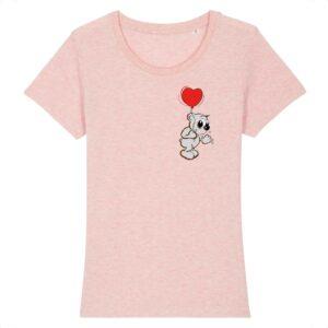 Tshirt Femme Saint Valentin