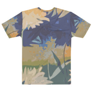Abstrait Soft T-shirt Homme