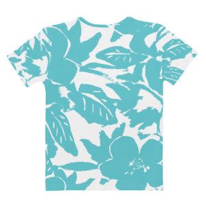 Soft Blue T-shirt pour Femme