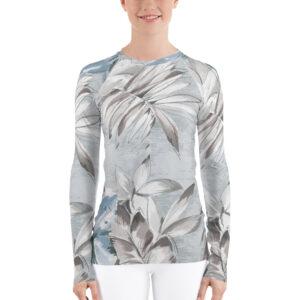 Soft Tropical T-shirt manches longues Femme