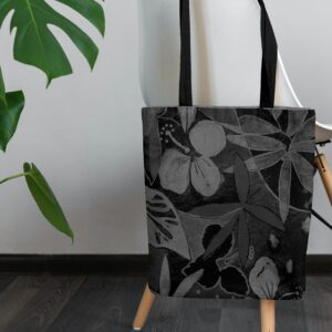 Tote Bag Tropical Noir