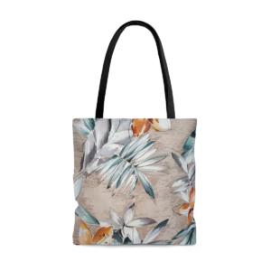 Tote Bag Vintage Tropical