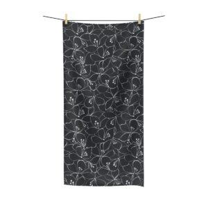 Beach Towel Hibiscus