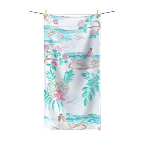 Beach Towel Waikiki Beach