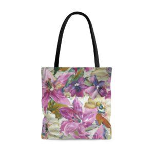 Tote Bag Fleurs de Lys
