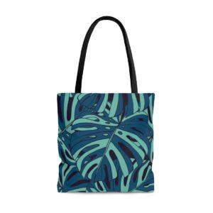 Tote Bag Monstera Tropical