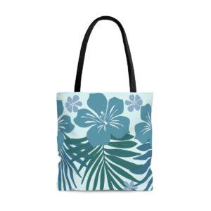 Tote Bag Hibiscus Aloha