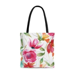 Tote Bag Fleurs de Printemps